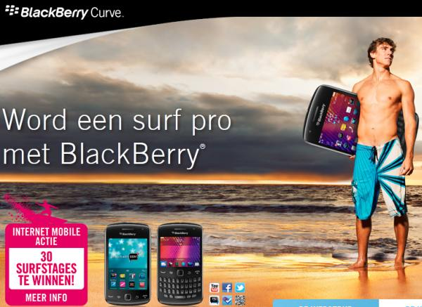 Blackberry surf academy