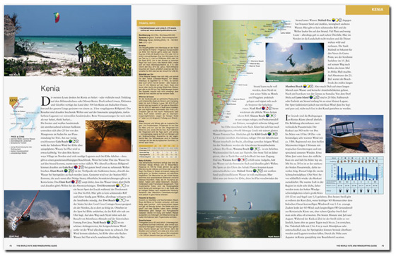 the kite and windsurf guide